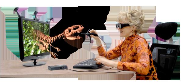 Leonar3Do – создание 3D-графики в виртуальной реальности