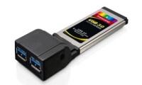 Адаптер ExpressCard - USB 3.0