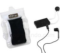 Wavetooth – водонепроницаемая Bluetooth-гарнитура для разговоров под водой