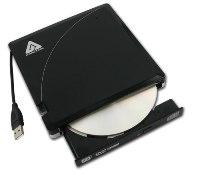 Ультрапортативный DVD-привод EZ Writer II от Apricorn