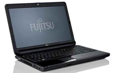 Компания Fujitsu представила новый ноутбук с внешней графикой на 1 гигабайт