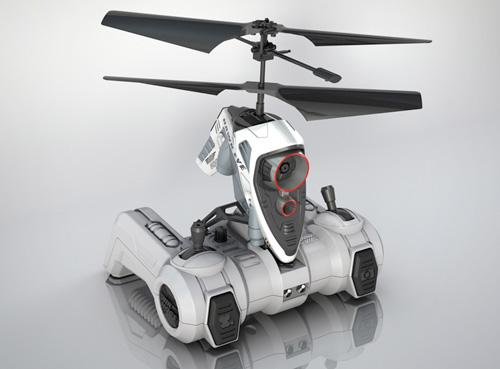Воздушный наблюдатель Hawk Eye – оригинальный девайс от Air Hogs