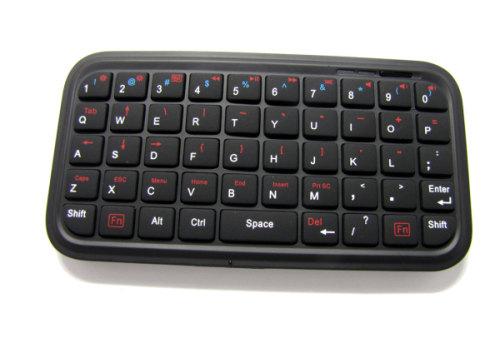 Bluetooth-клавиатура iTiny обещает сделать мобильные девайсы более удобными