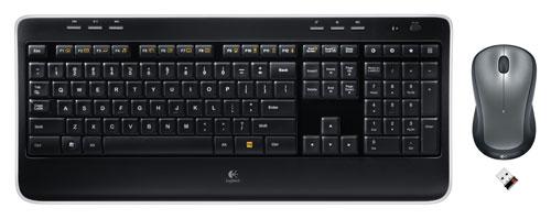 Компания Logitech представила новую клавиатуру и мышь