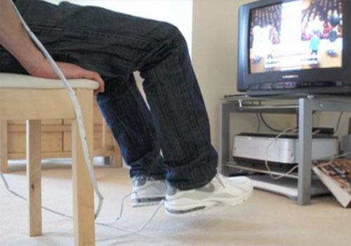 Кроссовки Nike и контроллер Wii – путь к хорошей физической форме