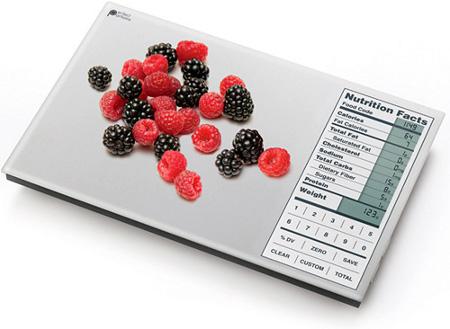 Кухонные весы Perfect Portion рассчитают идеальную порцию