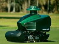 Робот-газонокосилка займется полями для гольфа