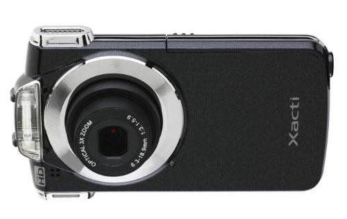 Xacti VPC-PD2BK – новая компактная камера от Sanyo