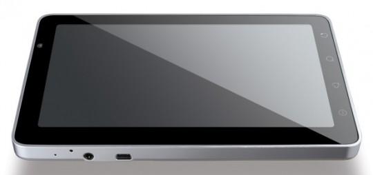 В сети появились изображения планшетника ViewSonic ViewPad