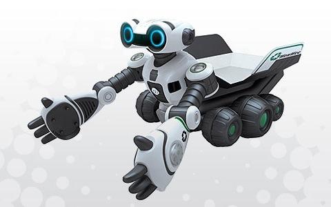 Роботизированный домашний помощник WowWee Roboscooper