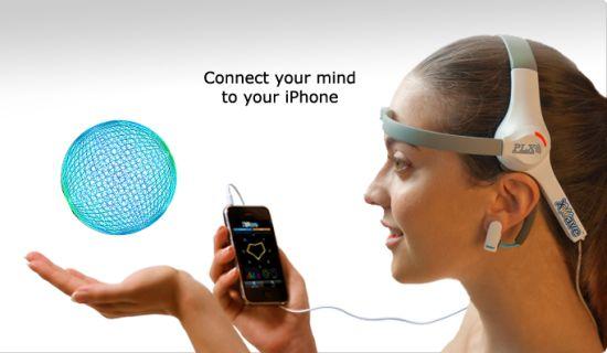 XWave позволит управлять iPhone, iPad и iPod Touch при помощи силы мысли