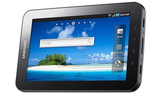 10-дюймовый планшетник Samsung Galaxy Tab появится в первой половине 2011 года
