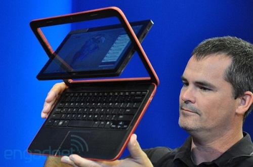 Новый подход к гибридным нетбукам от Dell – оригинальность и надежность