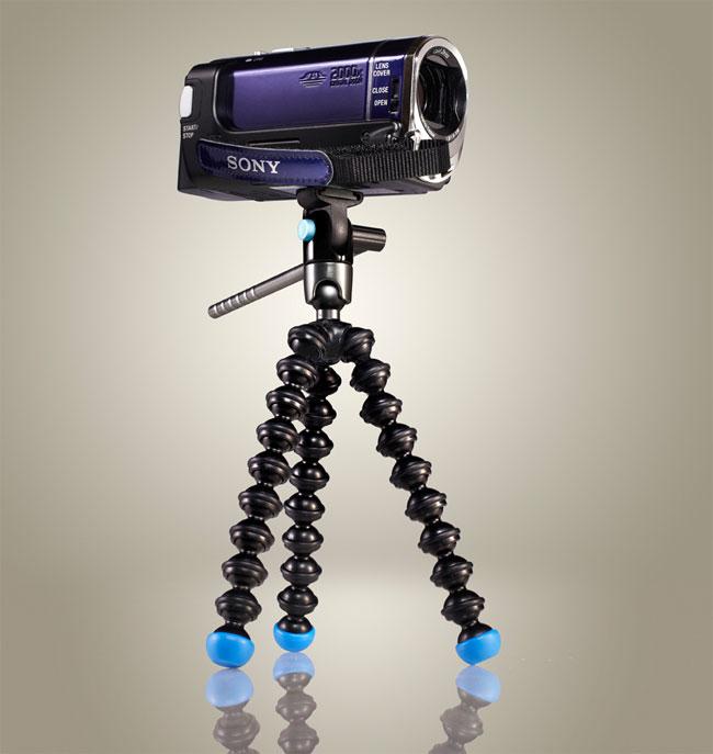 Штатив для компактных камер Gorillapod Video