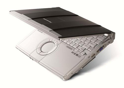Panasonic Toughbook S9 – самый легкий в мире 12,1-дюймовый ноутбук с DVD-приводом