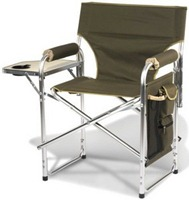 Heated Portable Chair