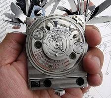 Новый компас определяет направление при помощи света