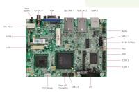 Мини-компьютер на плате от Lanner