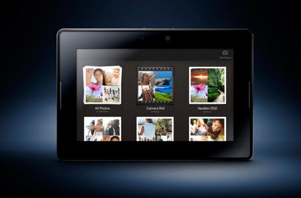 Первый планшетный ПК от RIM – BlackBerry PlayBook