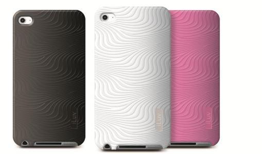 Компания iLuv представила чехлы и пленки для обновленных плееров iPod