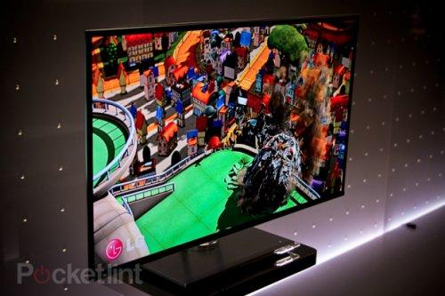 31-дюймовый OLED-телевизор от LG
