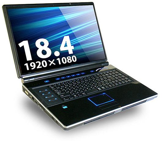 Игровой лэптоп Lesance GSN801GAW – мощность прежде всего