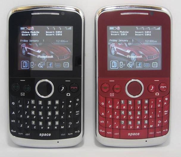 OTECH F1 – телефон с поддержкой четырех SIM-карт