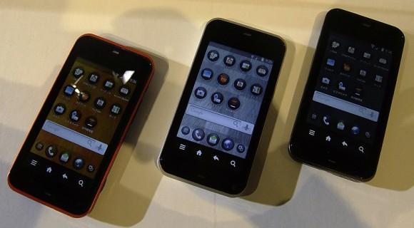 Android-телефон Sharp IS03: камера на 9,6 Мп и дисплей как у iPhone 4