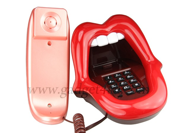 Grimacing Mouth Phone1