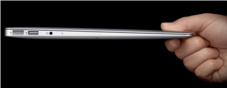 Компания Apple представила два новых субноутбука