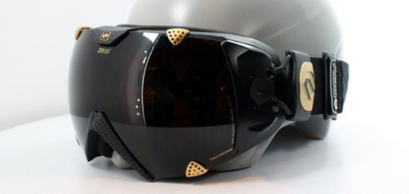 Первые в мире очки с GPS Recon-Zeal Transcend