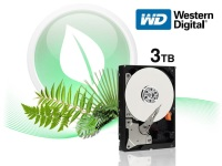 Western Digital выпустит HDD на 3 терабайта