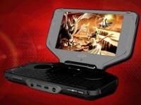 Портативная игровая консоль Jungle от Panasonic