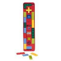 Яркий самодельный контроллер для консоли Wii от Lego