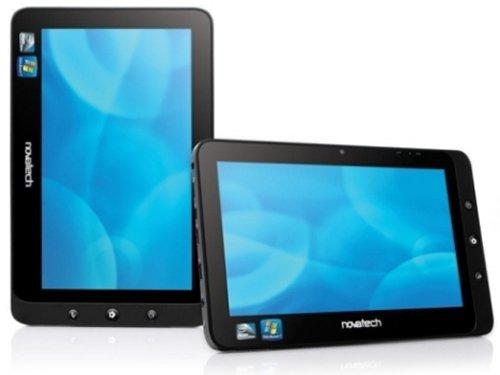 Планшет Novatech nTablet – дорогостоящий компромисс между Android и Windows 7