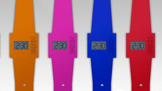 Бумажные наручные часы PATCH