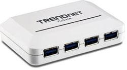 Компания Trendnet представила хаб на четыре порта USB 3.0