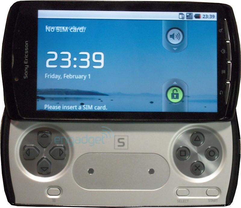 Гибрид телефона и PlayStation – реальность или фейк?