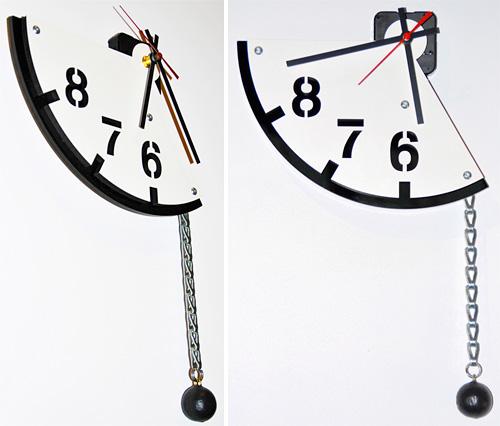 Часы 5-to-9 показывают только самое важное время суток