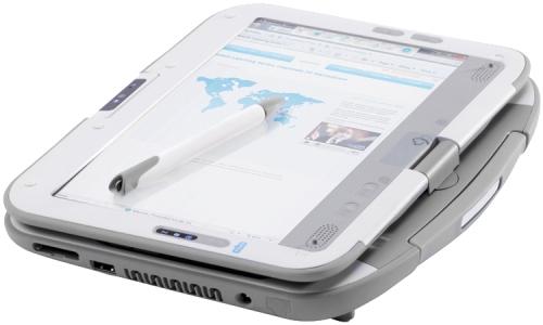 Защищенный нетбук-планшетник PeeWee Pivot 2.0 для детей