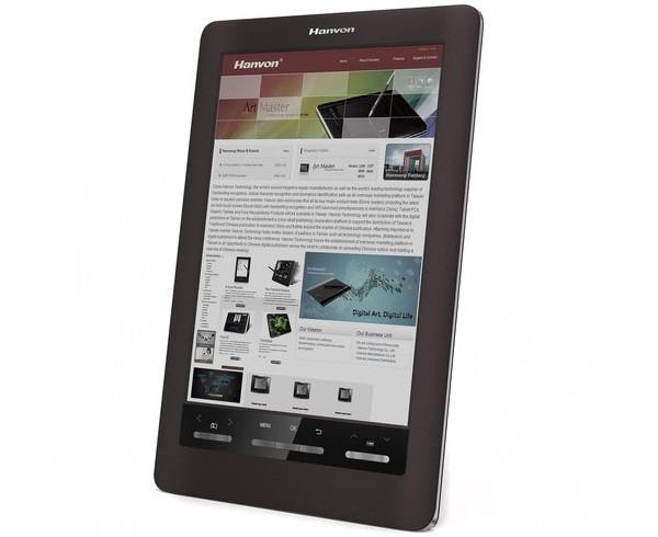 Цветная читалка с экраном от E Ink выйдет в начале 2011