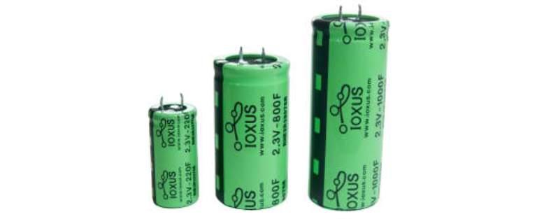Еще одна сверхпроизводительная батарея, на этот раз от Ioxus