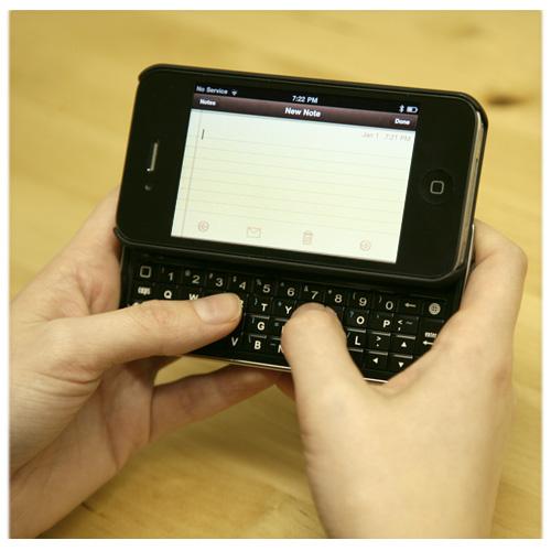 Чехол с клавиатурой для iPhone 4