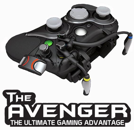 Контроллер N-Control Avenger – для тех, кто играет в COD Black Ops
