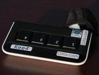 Kee4 – клавиатура для одной руки