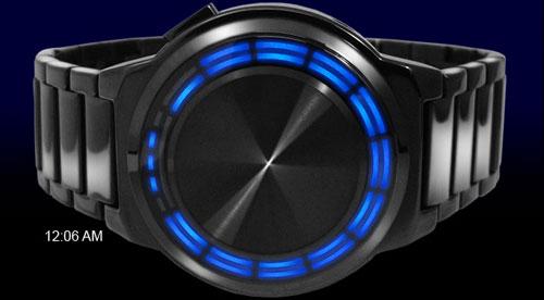 Kisai RPM – очередные оригинальные часы от Tokyoflash