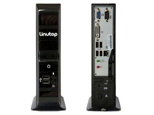 Тихий и компактный Linutop 3