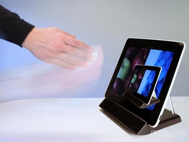 Новая док станция обеспечит iPad жестовым интерфейсом