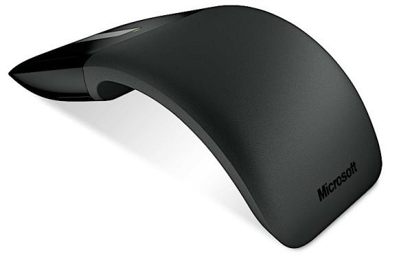 Мышь Arc Touch Mouse от Microsoft поступила в продажу