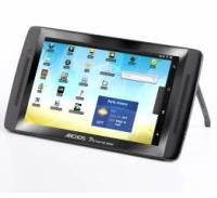 Archos 70 – первый интернет-планшетник с ОС Android с 250 гигабайтами памяти